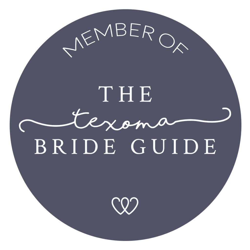 Member of the Texoma Bride Guide