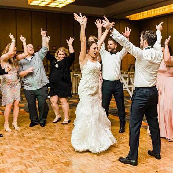 Sherman, Texas Wedding DJ