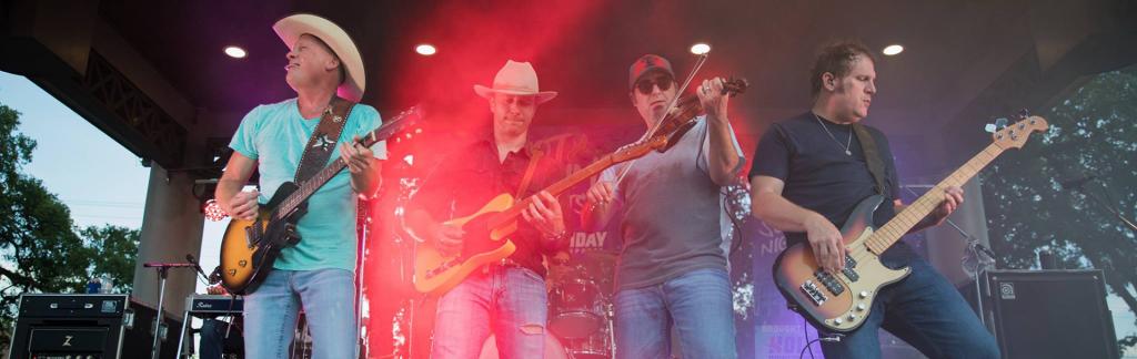 Sherman, TX Hot Summer Nights Concert Series