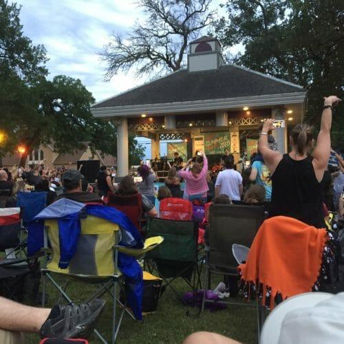 Cadence Studios at Sherman's Hot Summer Nights Concert Series