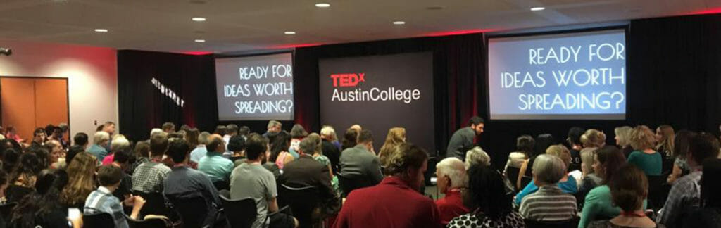 Cadence Studios at TEDx Austin College