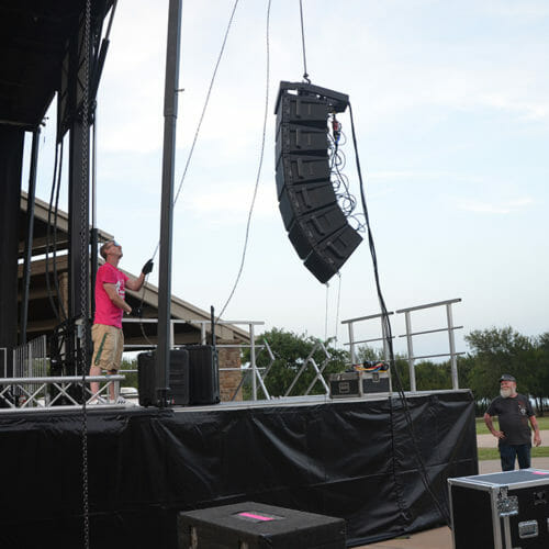 Lights on the Lake 2020   Cadence Studios Live Event Production