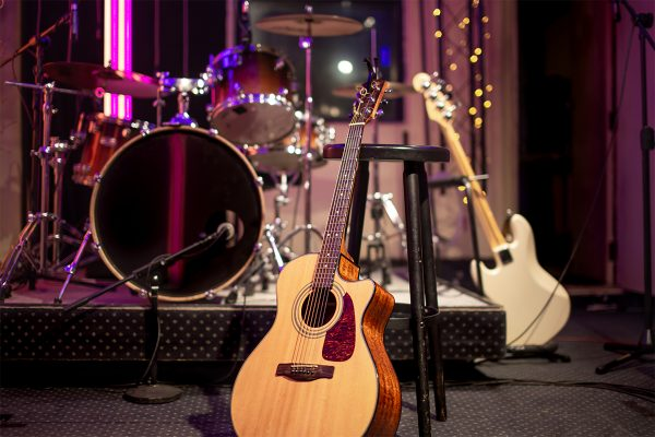 Backline gear rental from Cadence Studios