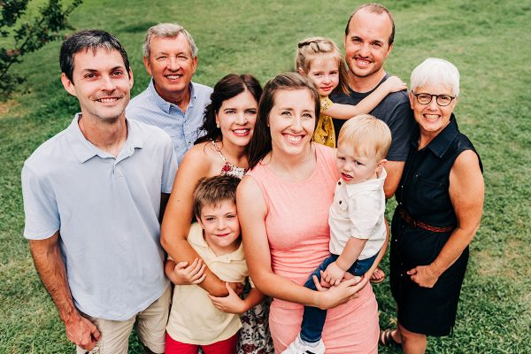 The Tarvin Family | Cadence Studios